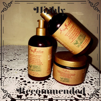 SheaMoisture Manuka Honey & Mafura Oil Intensive Hydration Hair Masque uploaded by Paule L.