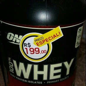 Photo of Optimum Nutrition Gold Standard Natural 100% Whey Protein uploaded by Ra D.