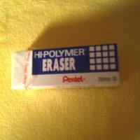 Pentel Cube and Pencil-Top Erasers Hi Polymer Eraser, Medium Size uploaded by Karina P.