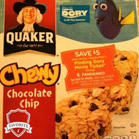 Quaker® Chewy Granola Bars Chocolate Chip uploaded by Mary A.