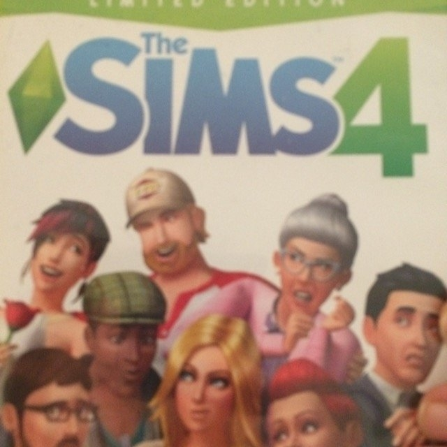 Electronic Arts The SIMS 4 Limited Edition (PC Games) uploaded by Jill M.