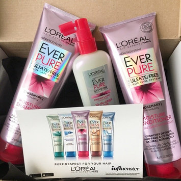 L'Oréal Paris Hair Care Hair Expertise Ever Pure Moisture Conditioner uploaded by Haley W.