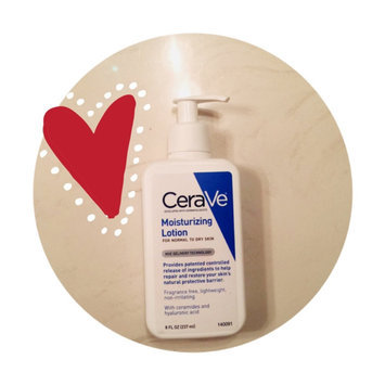 CeraVe Moisturizing Lotion uploaded by Rae'Lynn H.