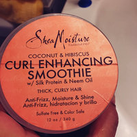Shea Moisture Coconut & Hibiscus Curling Soufflé Gel uploaded by Sabrina R.