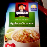 Quaker® Instant Oatmeal Bakery Favorites - Apple Crisp, Cinnamon Roll, Banana Bread Flavor Packets uploaded by Mrsk W.