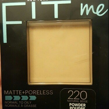 Maybelline Fit Me! Set + Smooth Pressed Powder uploaded by Fabi L.