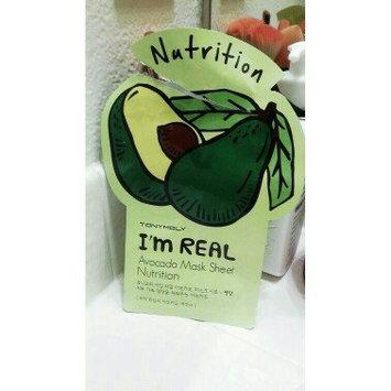Tony Moly - I'm Real Avocado Mask Sheet (Nutrition) 10 pcs uploaded by Sarah R.