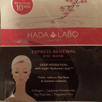 Hada Labo Tokyo Ultimate Anti-Aging Facial Mask, .7 fl oz uploaded by Mariah M.