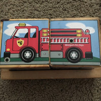 Melissa & Doug Vehicles Sound Blocks uploaded by Angela H.