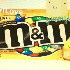 Photo of M&M'S® Milk Chocolate Peanut uploaded by Bárbara G.