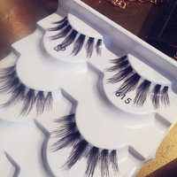 Salon Perfect Perfectly Natural Multi Pack Eyelashes, 615 Black, 4 pr uploaded by Taylor M.