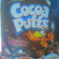 Cocoa Puffs Cereal uploaded by Nayeli B.