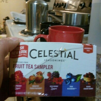 Celestial Seasonings Fruit Tea Sampler Herb Tea Caffeine Free uploaded by Lidia Z.