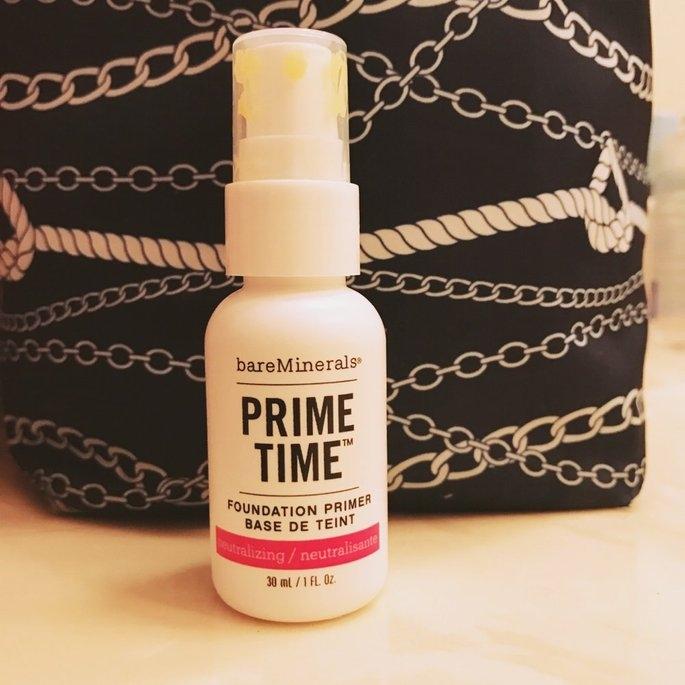 bareVitamins Prime Time Foundation Primer uploaded by Katie H.