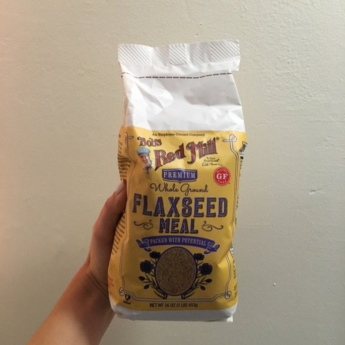 Bob's Red Mill Organic Whole Ground Flaxseed Meal uploaded by Dana P.
