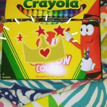 Crayola Crayons  64ct uploaded by Samantha L.