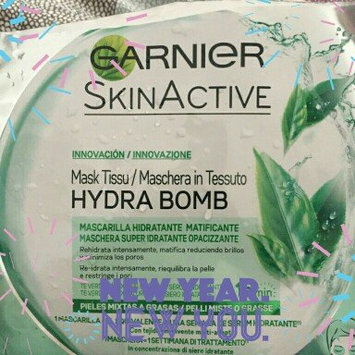 Garnier Skin Renew Dark Spot Treatment Mask - For Dark Spots and uploaded by Pablo D.