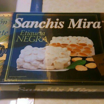 Photo of Sanchis Mira Turron de Alicante 200 grs. (7oz.) pack of 2 uploaded by Erica D.