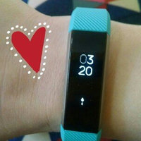 Fitbit 'Alta' Wireless Fitness Tracker, Size Small - Blue/green uploaded by Ashley G.