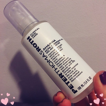 Photo of Peter Thomas Roth AHA/BHA Acne Clearing Gel uploaded by Maria S.