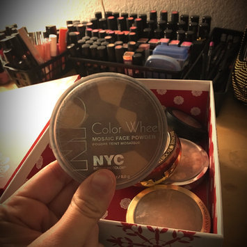 Photo of NYC Color Wheel Mosaic Face Powder uploaded by Ashley W.