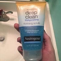 Neutrogena Deep Clean Invigorating Foaming Scrub uploaded by Brianna B.