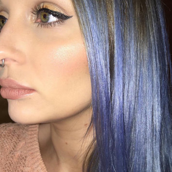 Photo of Ion Color Brilliance Brights Semi-Permanent Hair Color Shark Blue uploaded by Angela H.