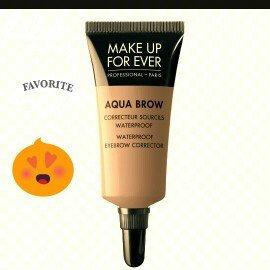 MAKE UP FOR EVER Aqua Brow uploaded by Yamileth B.