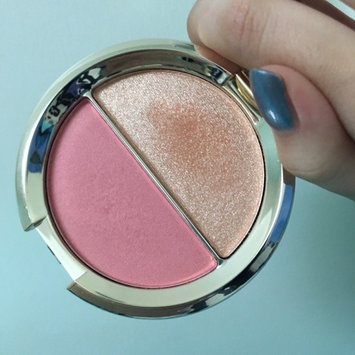BECCA x Jaclyn Hill Champagne Splits Shimmering Skin Perfector + Mineral Blush Duo uploaded by Cindy N.