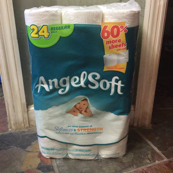 Photo of Angel Soft Classic White Bath Tissue uploaded by Devan W.
