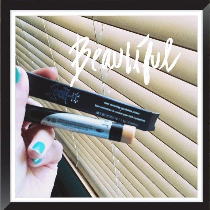 Kat Von D Lock-It Color Correcting Eyeshadow Primer uploaded by Melissa C.