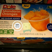 Dole Mandarin Oranges In 100% Fruit Juice uploaded by Sabrina P.