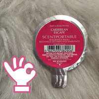 Bath & Body Works Scentportable Fragrance Refill Disc Caribbean Escape uploaded by Molly B.