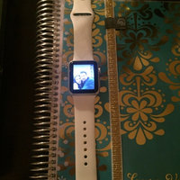 Apple Watch Sport 38mm Rose Gold Aluminum Case - Lavender Sport Band uploaded by Laura V.