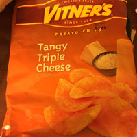 Vitner's® Tangy Triple Cheese Potato Chips 8.5 oz uploaded by Stacy K.