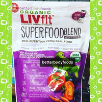 Generic BetterBody Foods Organic LIVfit Superfood Blend with Protein, 12.7 oz uploaded by Southern M.