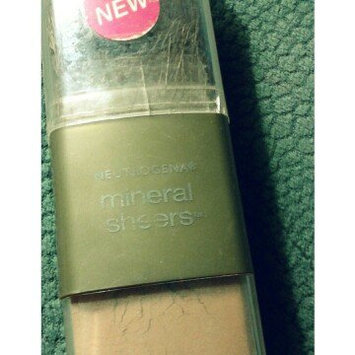 Photo of Neutrogena Mineral Sheers Mineral Powder Foundation, Medium to Tan 50, 0.18 Ounce (5.1 g) uploaded by Melissa O.