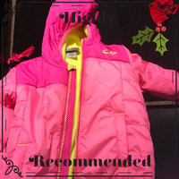 Baby Girls' Puffer Jackets with Hood - Pink 18M uploaded by Ana M.