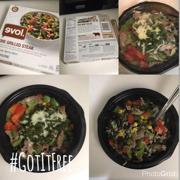 Photo of Evol Fire Grilled Steak Bowl - 9 oz uploaded by Briana J.