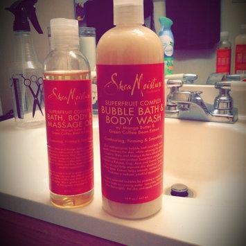Photo of SheaMoisture Cocnut & Hibiscus Bath, Body & Massage Oil uploaded by Laveeta C.