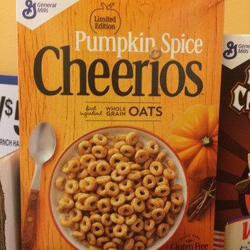 Photo of Cheerios Pumpkin Spice Cereal uploaded by Lorrea D.