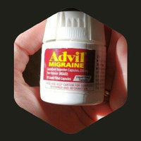 Advil Migraine Solubilized Ibuprofen Liquid Filled Capsules 200 mg uploaded by Erin S.