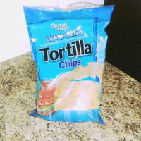 Great Value Lightly Salted Tortilla Chips, 13 oz uploaded by monica w.