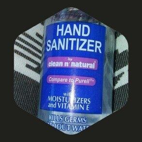 Clean 'N Natural Instant Hand Sanitizer uploaded by BILLIE R.