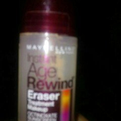 Maybelline Instant Age Rewind Eraser Foundation Buff Beige uploaded by Krista A.