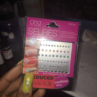 Cina Nail Creations Cina Selfies #PrincessStones uploaded by Whitney H.
