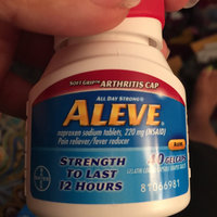 Aleve Tablets with Easy Open Arthritis Cap uploaded by Vanessa H.