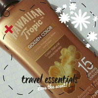 Hawaiian Tropic Touch of Color Pump Lotion, SPF 4, 6.8 fl oz uploaded by Lorena S.