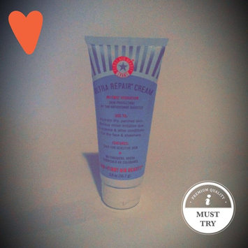 First Aid Beauty Ultra Repair Face Moisturizer uploaded by Lauren K.