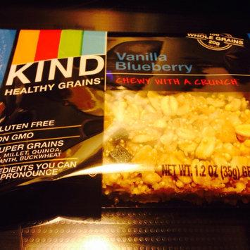 Photo of KIND® Granola Bar Vanilla Blueberry uploaded by Samantha H.